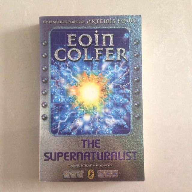 Eoin Colfer - The Supernaturalist
