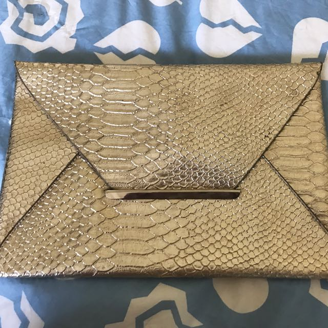 Forever New Envelope Clutch