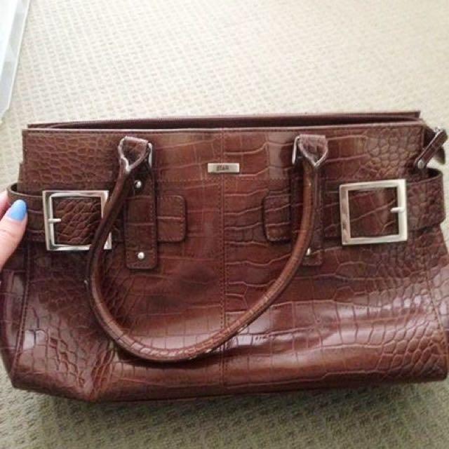Genuine Jag Handbag