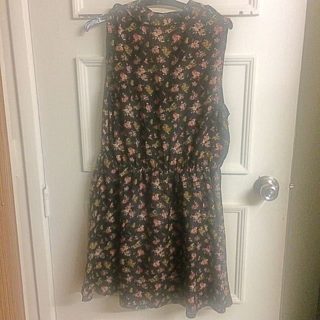 Glassons Flowery Dress