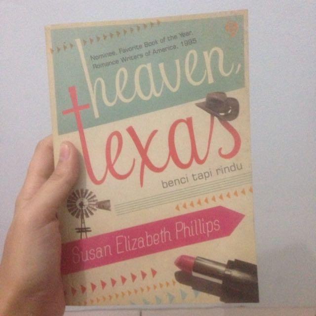 Heaven Texax ( Susan Elizabeth Phillips )