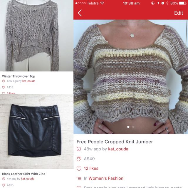 Heavily Discounted Clothing Bundle