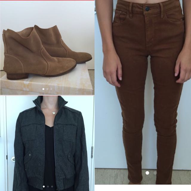 Heavily Discounted Winter Clothes Bundle