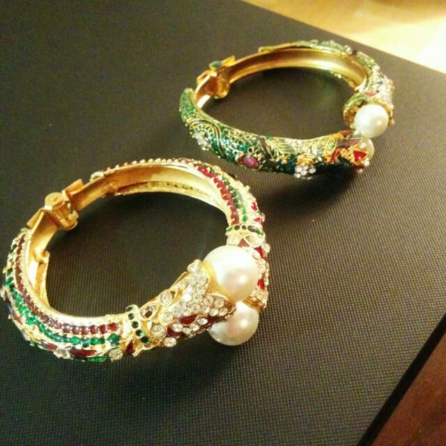 Indian Bracelet 2x10$