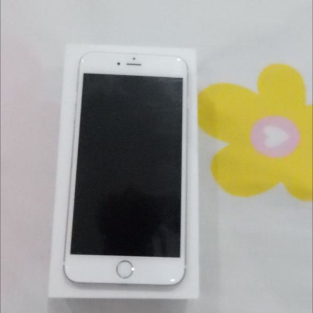 iPhone 6+ 64GB Gold Color