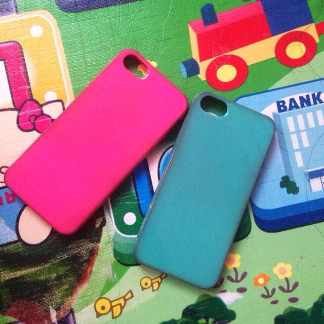 jelly case iphone 5/5s