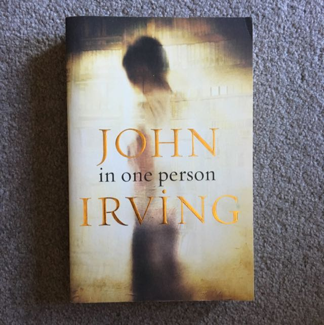 JOHN IRVING in One Person