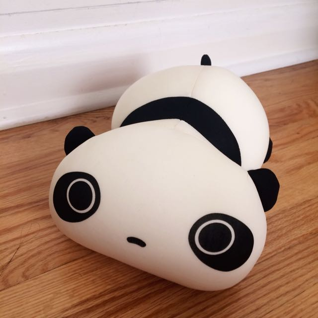 Kawaii Panda Plush