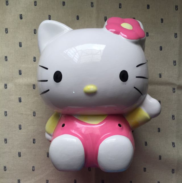 Kitty存錢筒