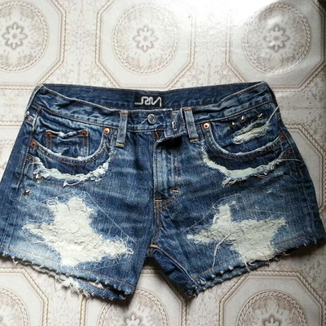 Ladies Maong Shorts