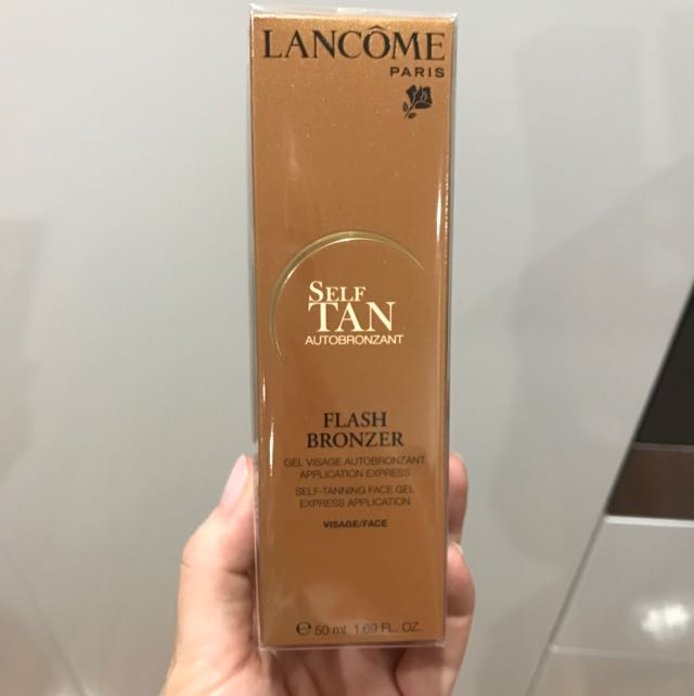 Lancôme Flash Bronzer For Face