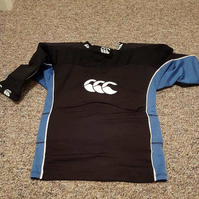 Large Body Armour Padded Athletic Shirt