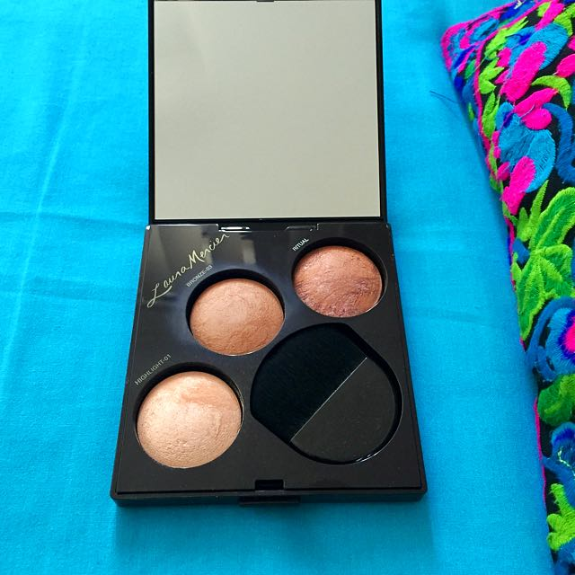 Laura Mercier Limited Edition Blush & Glow Face Trio