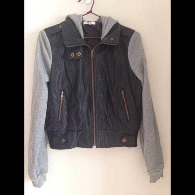 Leather Lined Jacket