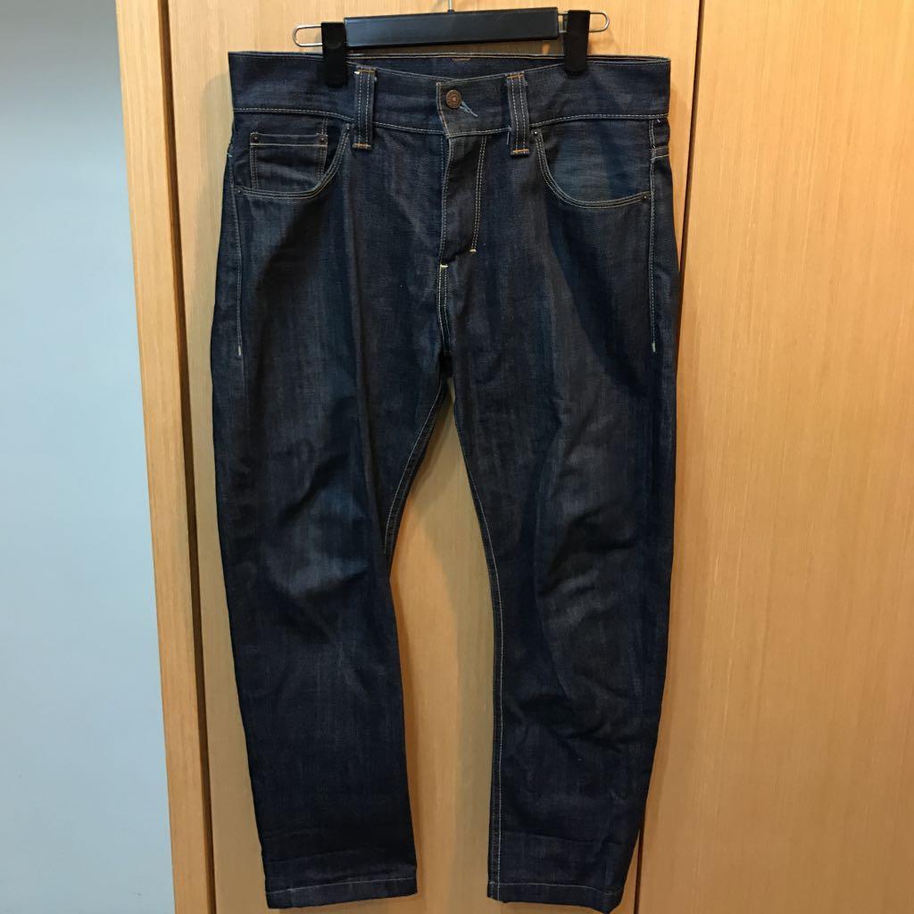 Levi's 523 原色丹寧 海鷗線牛仔褲 附上穿圖