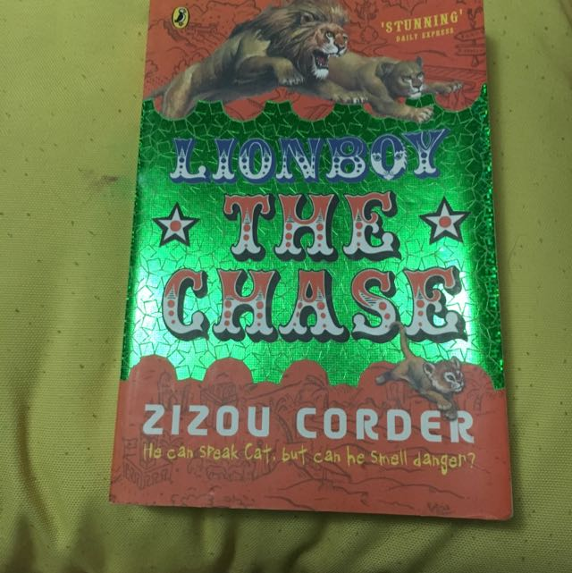 """Lion Boy """" the chase """""""