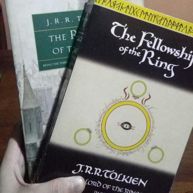Lord Of The Rings 1&3