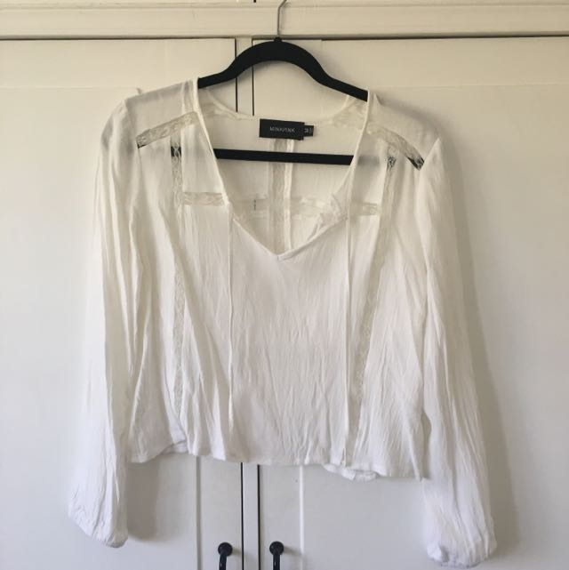 minkpink top