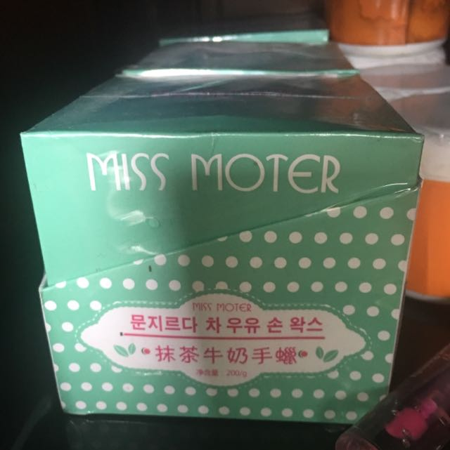 miss moter matcha