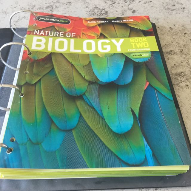 Nature Of Biology, Book Two, Fourth Edition