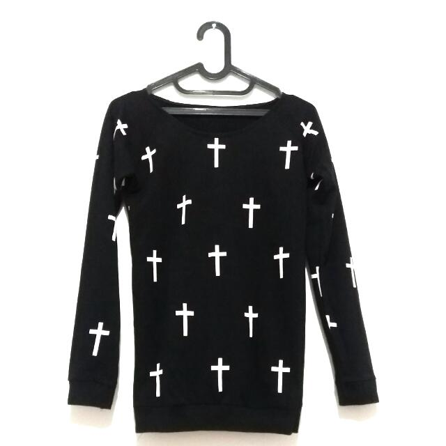 [NETT] Cross Long Sleeve