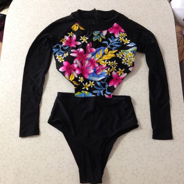 One Piece Swimsuit Size S