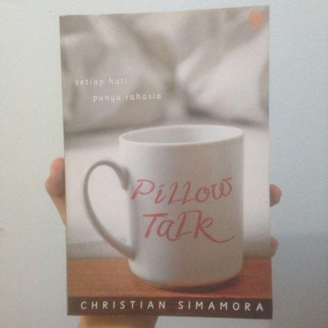 Pillow Talk ( Christian simamora )