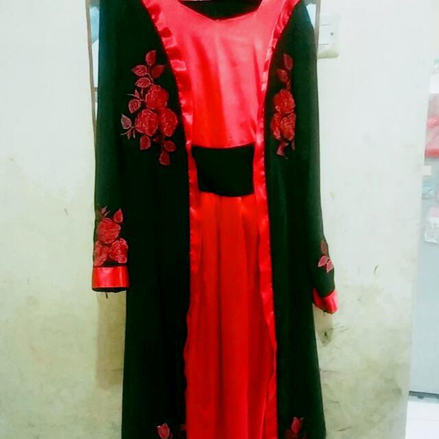 Pl Abaya Ori By Kak Yam Collection
