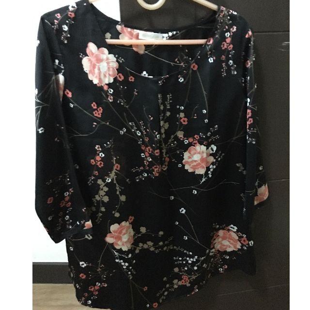 Preloved Cole Vintage blouse