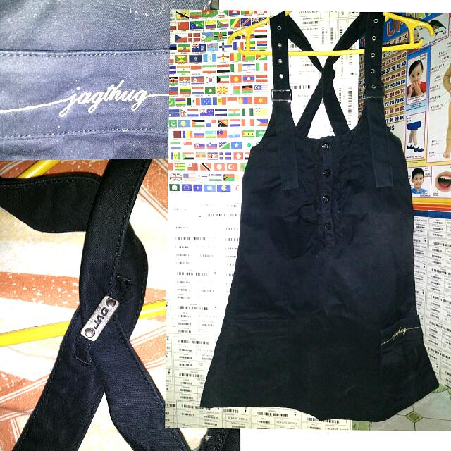 Pre-loved Jagthug Dress Original
