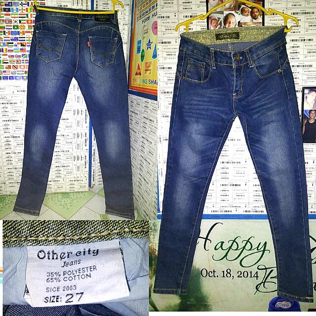 Pre-loved Jeans