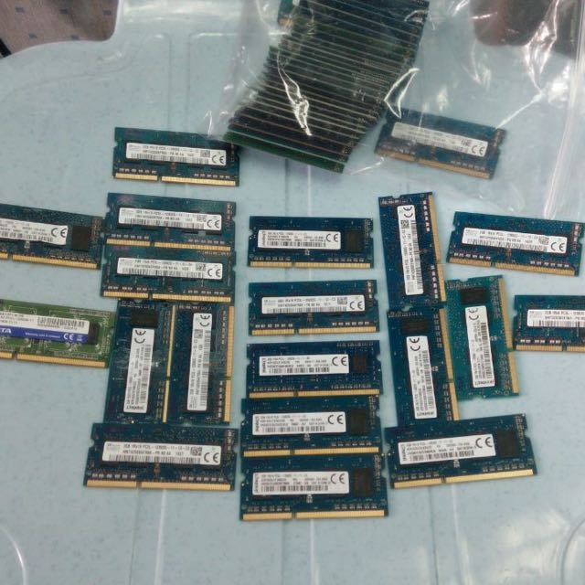 Ram Laptop Ddr3 2gb , 4gb , 8gb With Warrenty