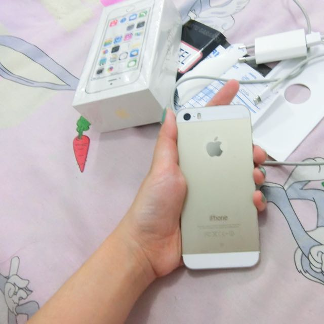 REPRICE Iphone 5s Gold