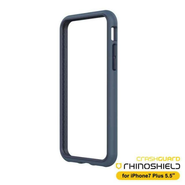 RHINO SHIELD犀牛盾/i6/i7 科技緩衝材質耐衝擊邊框殼