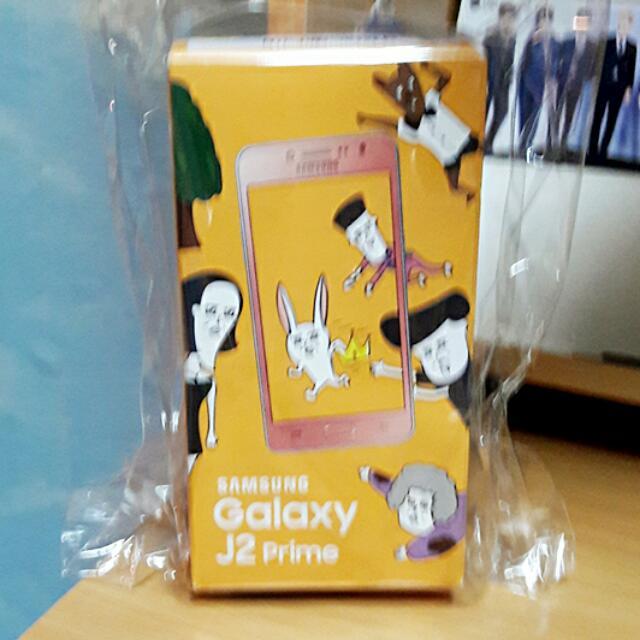 Samsung Galaxy J2 Prime 4G LTE Dual Sim