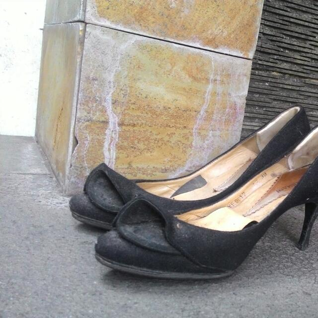 Sepatu Emprio Armani Original Size 39