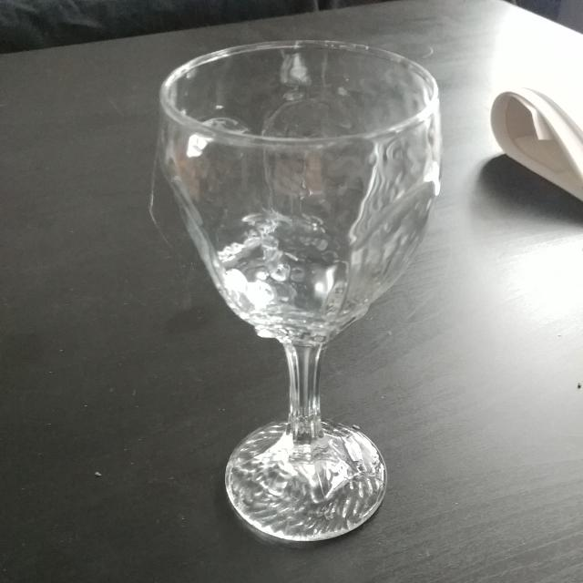 Set Of 6 Pub Wine Glasses