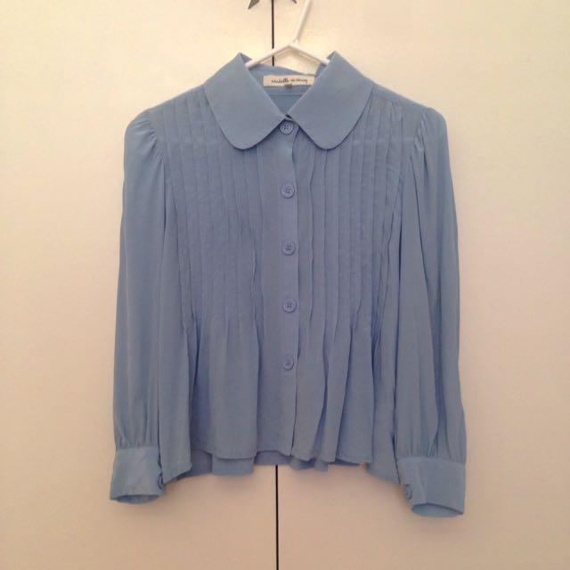 Silk Lolita Shirt