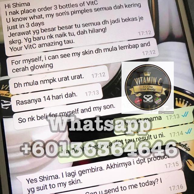 SS SkinSecret VitC 1000mg