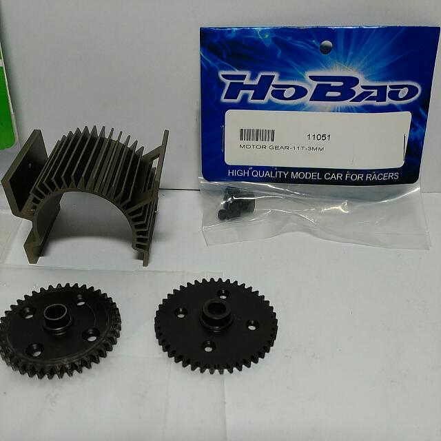 Parts lot for Hobao / Ofna Hyper 9 or 9E 1/8 Offroad RC
