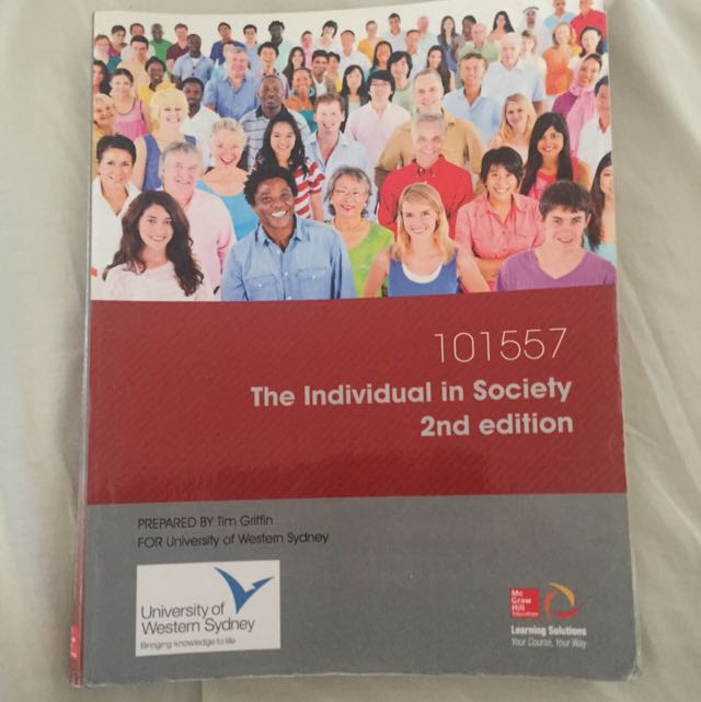 The Individual In Society 2nd Edition- Tim Griffin