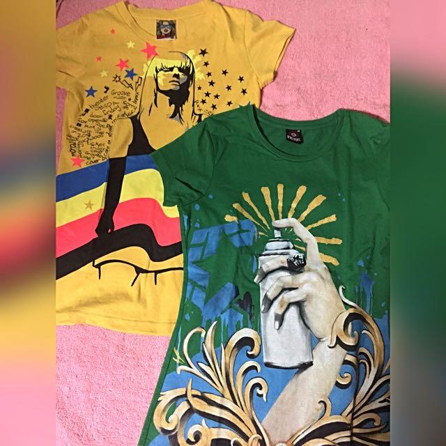Tshirt Bundle (Tribal & Amblvd)