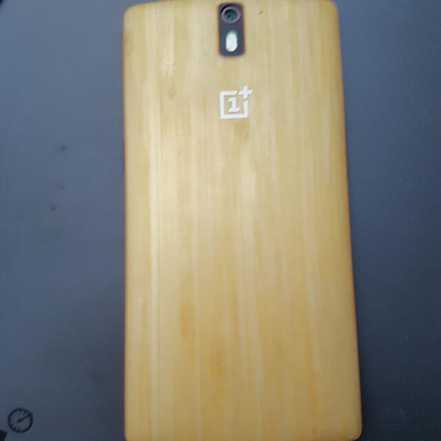 Unlocked One Plus One 64GB Bamboo Version