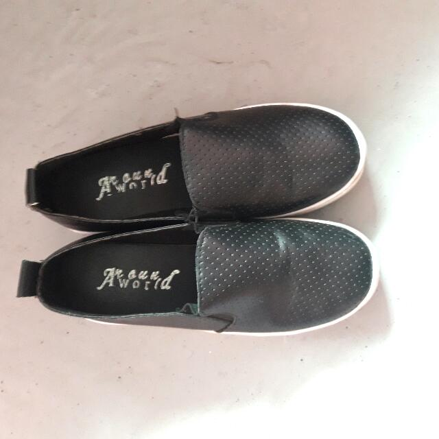 used Korean Shoes Size 36