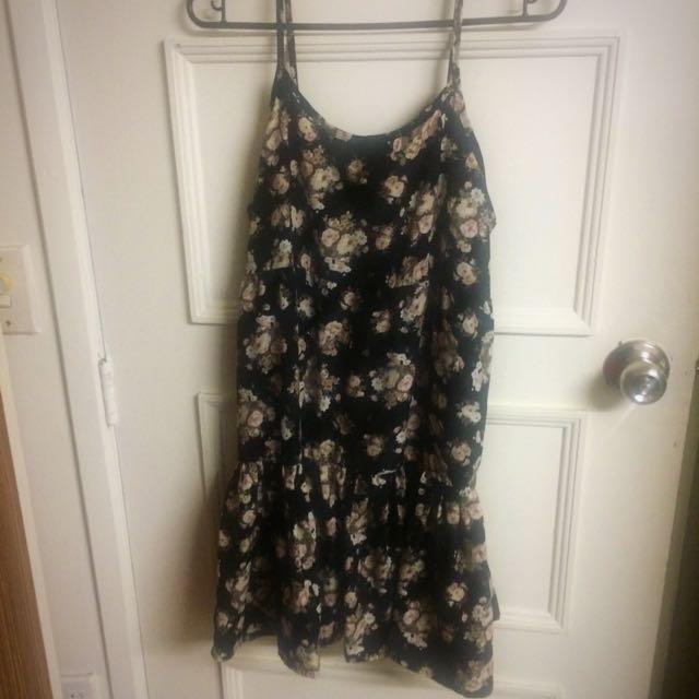 Valley Girl Flower Dress