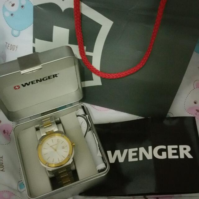 Wenger Swiss Army Watch For Men