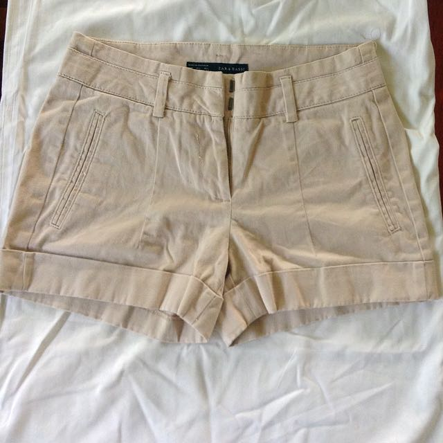 Zara Women's Basic Shorts