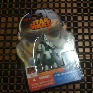 Star Wars Clone Commander Gree