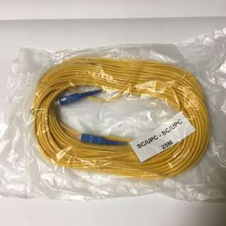 Fiber Patch Cable - 25 M