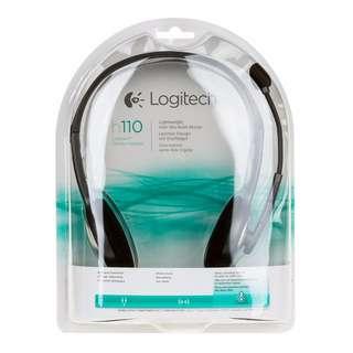 LOGICTECH STEREO HEADSET H110